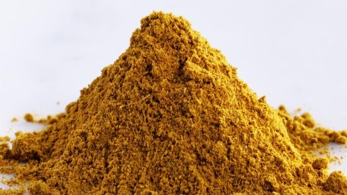Curry Powder InTin Packing